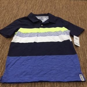 Boys size 8 polo